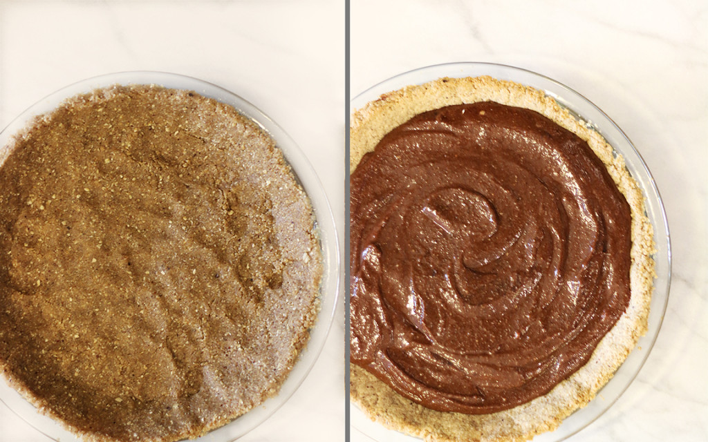 decadent chocolate espresso torte | heatherlaurenlove.com
